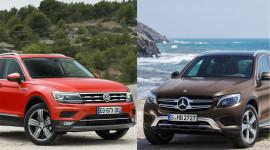 Chọn Volkswagen Tiguan Allspace hay Mercedes GLC 250?