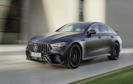 Mercedes-AMG GT Coupe 4 cửa bắt đầu được sản xuất