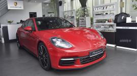 Porsche Panamera màu tuỳ chọn độc đáo giá hơn 6,3 tỷ đồng