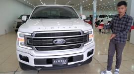 Khám phá siêu bán tải Ford F-150 Limited 2018 đầu tiên về Việt Nam