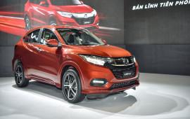 Honda HR-V 2018 có giá cao hơn xe Crossover cỡ C tại Việt Nam