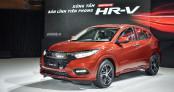 Honda HR-V 2018 chính thức ra mắt, giá từ 786 triệu đồng
