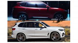 Ngoại thất xe SUV VinFast giống BMW X5?