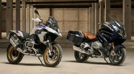 Bộ đôi BMW R 1250 GS và R 1250 RT 2019 chính thức ra mắt