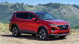 Hyundai Santa Fe 2019 dự kiến ra mắt tại VN vào tháng sau