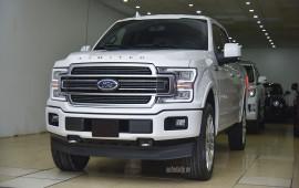 Chi tiết siêu bán tải Ford F-150 Limited 2018 đầu tiên tại VN