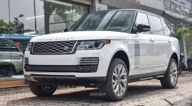 Range Rover Autobiography LWB 2018 giá hơn 12 tỷ về Việt Nam