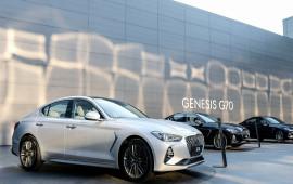 Genesis G70 2019 chốt giá từ 34.900 USD, cạnh tranh với BMW 3-Series
