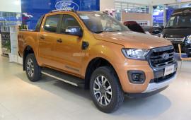 Ford Ranger 2018 đã có mặt tại đại lý, giá từ 630 triệu đồng