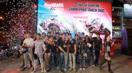 Honda Việt Nam mang MotoGP trở lại với khán giả Hải Phòng
