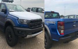 Ford Ranger Raptor 2019 đã có mặt tại Việt Nam