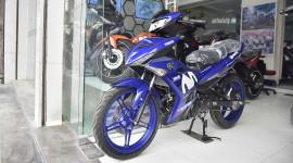 Yamaha Exciter 150 2019 chất hơn với tem Movistar, giá 48 triệu