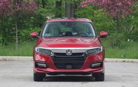 Đánh giá Honda Accord Hybrid 2018: Xuất sắc cùng công nghệ hybrid