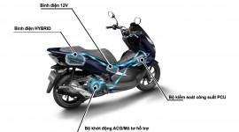 """Xe máy HYBRID: """"Làn gió mới"""" của thị trường xe máy Việt"""