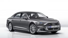 Sắp có siêu sedan Audi A8 Horch đấu với Mercedes-Maybach