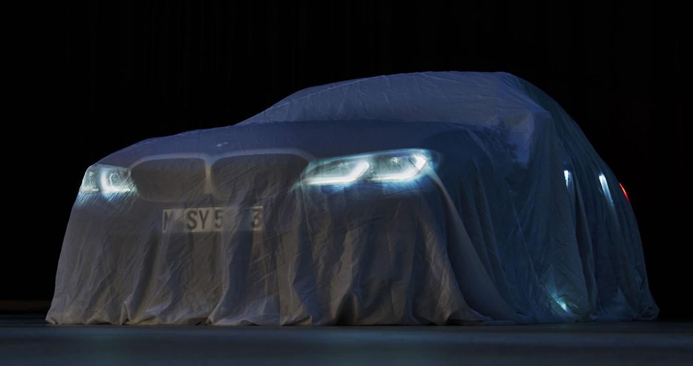 BMW 3-Series 2019 sẵn sàng ra mắt tại Paris Motor Show
