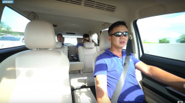 Hàng ghế thứ 3 trên Mitsubishi Xpander 2018 có thoải mái, điều hoà có mát?