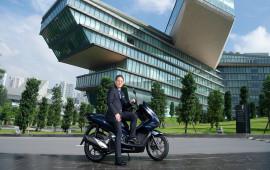 """TGĐ Honda Việt Nam: """"PCX HYBRID là sản phẩm mang tầm nhìn 2030 của Honda Việt Nam!"""""""