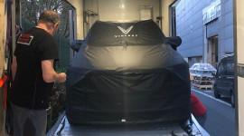Hai mẫu xe VinFast đã xuất hiện tại Paris Motor Show