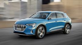 Vừa ra mắt, Audi e-tron đã nhận được 10.000 đơn đặt hàng