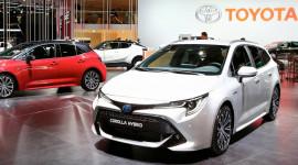 Trình làng Toyota Corolla 2019 đi kèm hệ dẫn động hybrid