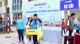 Ford Việt Nam đẩy mạnh các hoạt động vì cộng đồng