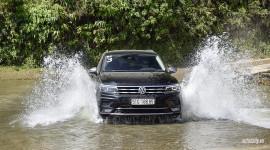 Đánh giá Volkswagen Tiguan Allspace: SUV 5+2 đầy hấp dẫn
