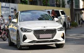 Bảng giá tất cả các mẫu xe Genesis tại Việt Nam