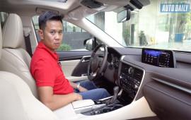 Lexus RX450h 2018: Có xứng đáng với giá 4,5 tỷ?