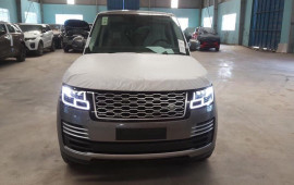 Range Rover 2018 chính hãng về Việt Nam, ra mắt tại VMS
