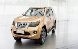 Nissan Terra và những sứ mệnh đặc biệt