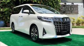 Toyota Alphard 2018 chính hãng tăng giá hơn nửa tỷ đồng