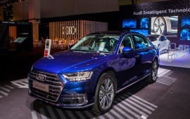 Trải nghiệm Audi A8L 2019 - Tuyệt tác công nghệ