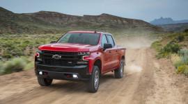 Chevy Silverado 2019: Động cơ mới, 310 mã lực