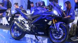 Yamaha YZF-R25 2019 trình làng, thiết kế ngầu hơn và có phanh ABS