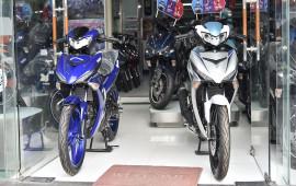 Người Việt ngày càng mua nhiều xe máy