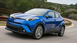 Toyota triệu hồi xe C-HR vì nguy cơ long bánh sau