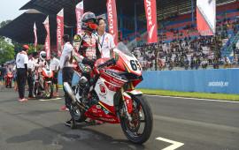 Ngày 1 chặng 5 ARRC 2018: Khó khăn và sự nỗ lực của tay đua Việt