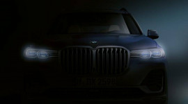 BMW tung teaser nhá hàng X7 trước ngày ra mắt