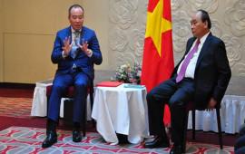 """Được Thủ tướng tiếp, Chủ tịch Tập đoàn Tân Việt, Ba Lan nói """"xe Vinfast ra là Vifon mua ngay"""""""
