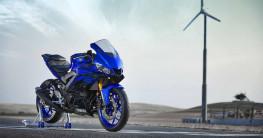 Những điểm mới trên Yamaha YZF-R3 2019