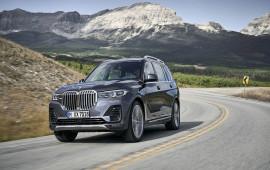 BMW X7 2019 lộ diện: To như khủng long Cadillac nhưng sang như Rolls-Royce