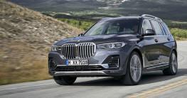 BMW X7 2019: Mọi điều bạn muốn biết