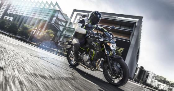 Kawasaki Z650 2019 ra mắt, giá từ 7.210 USD