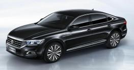 Volkswagen Passat NMS 2019 lần đầu lộ diện