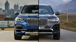 So sánh BMW X7 và BMW X5 2019