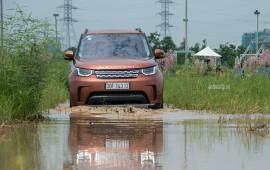 Cơ hội trải nghiệm các dòng xe Land Rover tại Vietnam Motor Show 2018