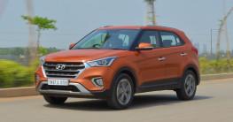 Đánh giá Hyundai Creta 2018: Sự bứt phá ấn tượng