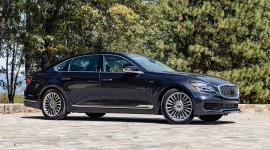 Đánh giá Kia K900 2019: Đủ sức cạnh tranh xe Đức