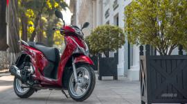 Tất cả xe tay ga của Honda đều đã có Smartkey tại Việt Nam